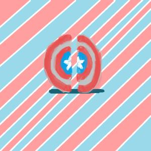 captain america civil war broken shield red white blue stripes