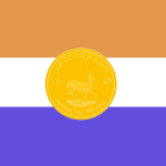 lethal weapon 2 krugerrand south african flag