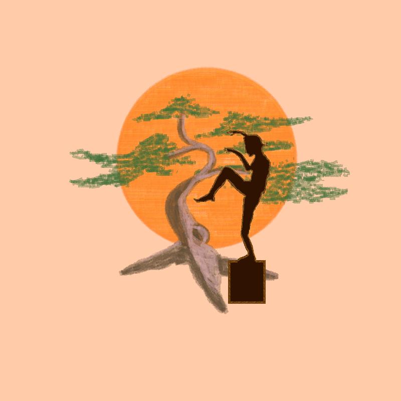 karate kid bonzai crane technique