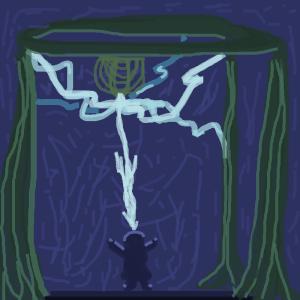 prestige lightning magic trick illusion angier borden tesla
